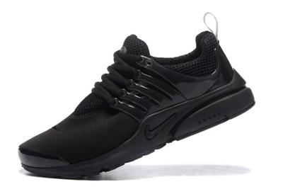 buty nike air presto czarne