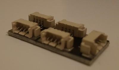 I2C port splitter rozdzielacz PIXHAWK - 6701772467
