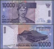 ### INDONEZJA - P150new - 2016 - 10000 RUPII