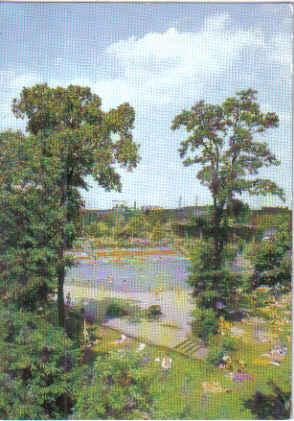 Sosnowiec Baseny Kąpielowe