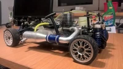 Model Rc Spalinowy Bmw M3 Gtr Bcm Od 1zl Gratisy 6980822872 Oficjalne Archiwum Allegro