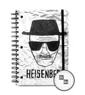 Breaking Bad Heisenberg - notes A5, zeszyt