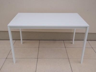 Stół Biały Solidny Ikea Melltorp 1257574jak Nowy 6877789821