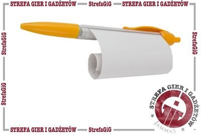 Długopis ściąga żółty 6299745583 Oficjalne Archiwum Allegro