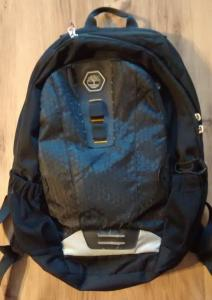 fe10c77b8e44c TIMBERLAND Plecak CZARNY używany BCM!! - 4635781249 - oficjalne ...