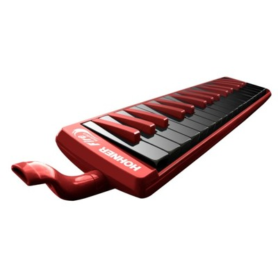 Melodyka 32-klawiszowa Hohner Fire Red