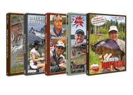 Wędkarstwo spławikowe - Zestaw 5 filmów WMH DVD