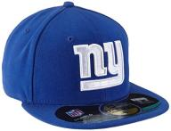 New Era NFL On Field New York Giants Adult Basebal