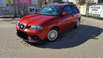 Seat Ibiza 6l Prywatne 6771033148 Oficjalne Archiwum Allegro