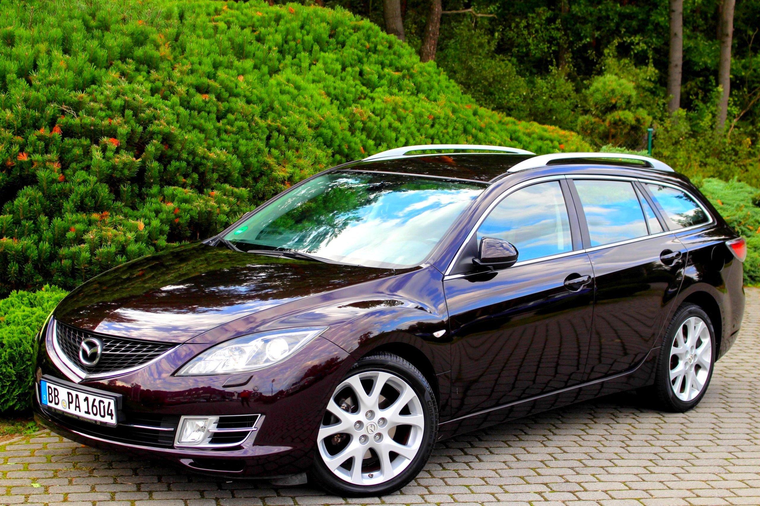 Mazda 6 Sport Bixenon Skora Memory 2xpdc Bose Full 7048318022 Oficjalne Archiwum Allegro