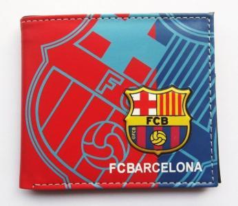 dfd3554255b57 portfel FC Barcelona skóra dla kibica - 5973931885 - oficjalne ...