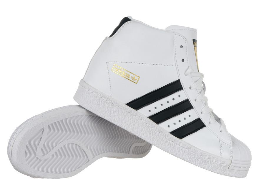 e3faf6fe3f08f Buty Adidas Originals damskie na koturnie 37 1/3 - 7009730777 ...