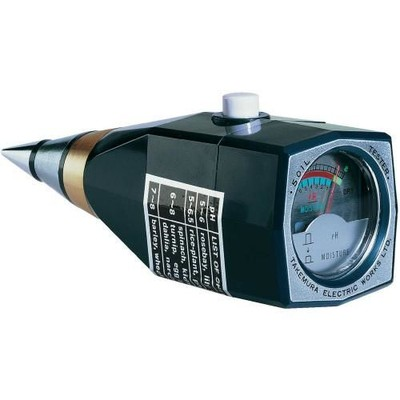 pH-metr i tester wilgotności gleby Stelzner 3000