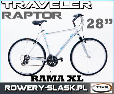 CROSS TRAVELER RAPTOR 28'__21 B_FULL ALU. RAMA XL