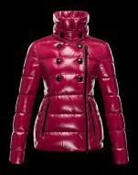 Moncler DAIM Maroon jacket puchowa kurtka 4 ideał