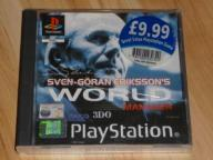 PlayStation - SVEN-GORAN ERIKSSON'S WORLD MANAGER