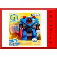 FISHER PRICE IMAGINEXT SUPERMAN Z ROBOTEM PANCERZ