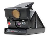 Impossible Polaroid SX-70 Sonar GW+FV23