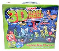 5100-50 PAUL LAMOND. i#u PUZZLE 3D GIANT 24 OWADY