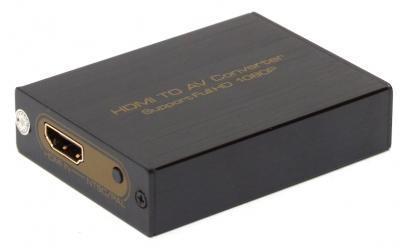 Aktywny konwerter HDMI na AV / SCART / EURO / RCA