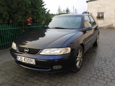 Opel Vectra B Kombi 2 0 16v 1998 Bogata Wersja 6868654444 Oficjalne Archiwum Allegro
