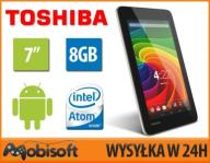 TABLET TOSHIBA AT7-C8 INTEL ATOM ANDROID KITKAT