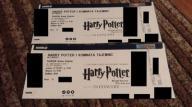 2 bilety Harry Potter in Concert 21.10 Kraków