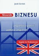 SŁOWNIK BIZNESU ANG-POL-ANG W.2013 KRAM
