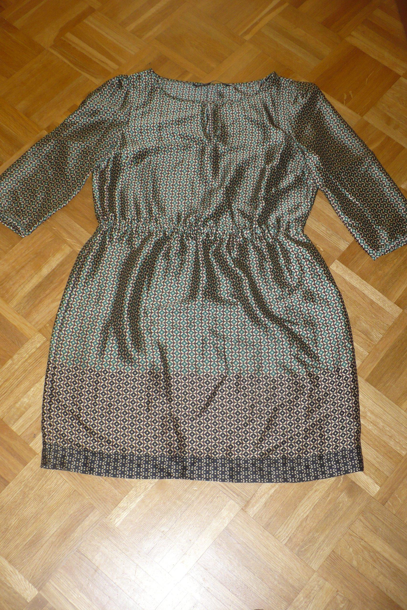 d2489c8f62 Sukienka ZARA
