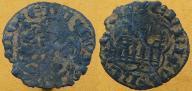 Moneta do rozpoznania,wykopki Hiszpania,braz
