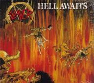 CD- SLAYER- HELL AWAITS (NOWA W FOLII) digipack