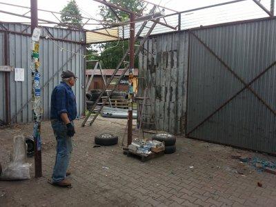 Garaż Wysoki Blaszak 6x9x3m Hala Wartsztat Duży 6477325381