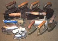 ŻELAZKA kolekcja żelazko 11 sztuk