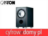 CANTON AS 85.2 subwoofer aktywny.