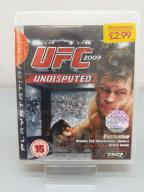 GRA UFC UNDISPUTED PS3 5745C