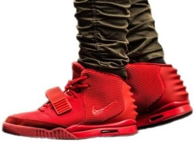 Ostatnie Nike Air Yeezy 2 Czerwone Wysokie Buty 6823253835 Oficjalne Archiwum Allegro