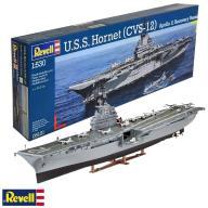 Model do sklejania REVELL Lotniskowiec U.S.S. Horn