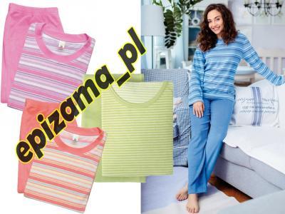 c251dbeffdeba7 Ciepła GRUBA piżama damska NA ZIME Regina 643 ## L - 4634943116 ...