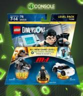 LEGO DIMENSIONS-LEVEL PACK71248-MISSION IMPOSSIBLE