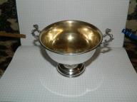 cukiernica puchar srebro 925