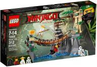 LEGO NINJAGO MOVIE 70608 Upadek Mistrza WAW 24H