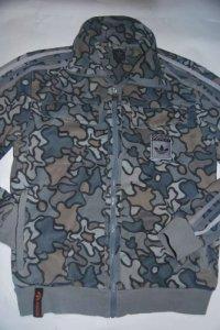 nowe niższe ceny oferować rabaty najlepsze podejście Adidas Safety Firebird bluza moro camo military S ...
