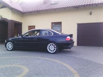 d236e17c5 BMW e46 coupe 2.5 192KM - 6924313369 - oficjalne archiwum allegro