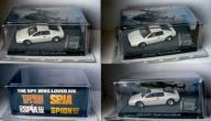 UH Bond Collection 1/43 LOTUS ESPRIT The Spy Who