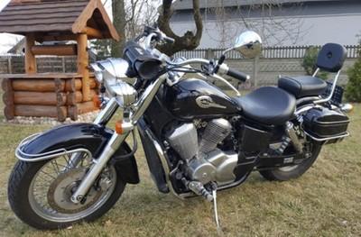 Honda Shadow Vt750c Ace 1997r 6789980941 Oficjalne Archiwum Allegro