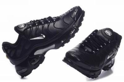*Nike Air Max Plus Tn Nike black silver*43 27,5
