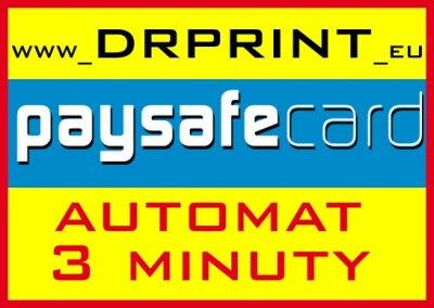 Paysafecard Automat