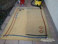 Pranie dywanów mebli tapicerek samochodowych (doja