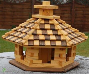 Karmnik karmniki dla ptaków patiB