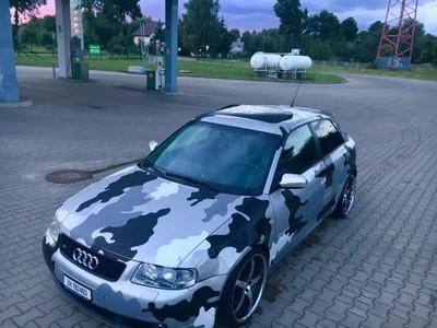 Audi S3 8l Abt 6894282643 Oficjalne Archiwum Allegro